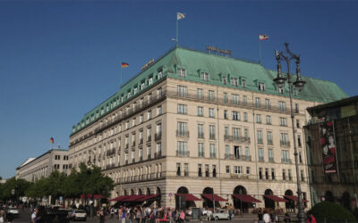 ADLON STAYS EXCLUSIVELY WITH KEMPINSKY